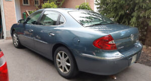 *2006 Buick Allure CXS. V 6 Automatic (only 125,000 km)