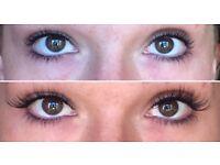 Individual Mink Eyelash Extensions £40