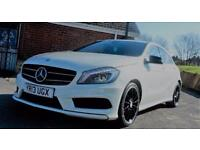 2013 Mercedes-Benz A Class 1.8 A200 CDI BlueEFFICIENCY AMG Sport 5dr