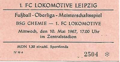 Programm 1979//80 BSG Chemie Buna Schkopau Lok Halberstadt