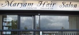 Hair Stylist Chair to Let in Milton Keynes and Beauty room available at £150 PW each.