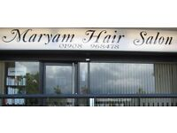 Beauty Room to Let in Milton Keynes in a hair salon, suitable for any beauty treatments/massages