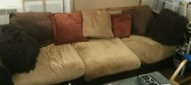 Free large and comfy sofa