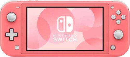 Nintendo+Switch+Lite+-+Coral+-+Brand+New