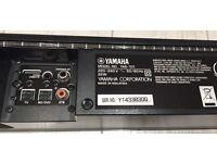 Yamaha YAS-101 Soundbar with built in subwoofer