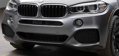 BMW OEM F15 X5 2014-2018 M Aerodynamic Body Kit Front Rear Bumpers & Side Skirts