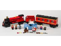 Lego 4841 Hogwarts Express with 5 minifigs