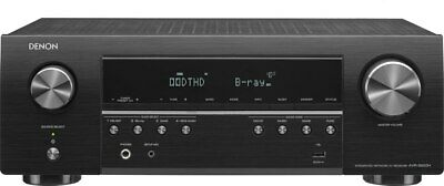 Denon AVR-S650H 5.2 Channel A/V Receiver with Bluetooth, Wi-
