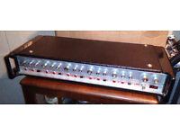 Classic 70s HH 100w PA/guitar amp/reverb
