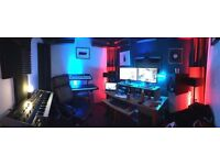Music studio room available! *24 hour access + no noise restrictions*