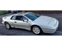 1989 Lotus Esprit Turbo Commemorative Limited Edition