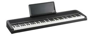 Piano portatif Korg B1 88 notes lourdes comme un vrai piano