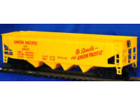 LMH IHC 40/' 4-Bay Hopper Car    UNION PACIFIC  Be Specific Ship  UP 62040 Slogan