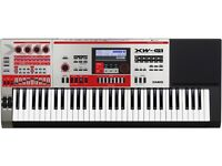 casio xw-g1 groove synth