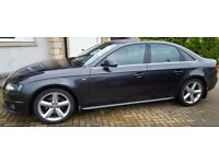 Audi A4 Sline 2.0l diesel