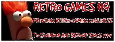 RETRO GAMES HQ SWINDON