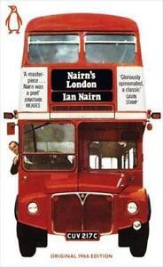 Nairn`s London BOOK NEU