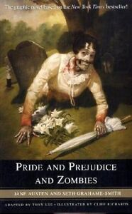 Pride and Prejudice and Zombies-the graphic novel