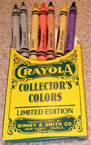 Crayola Collector's Club Limited Edition w/64+8 Retired Crayons West Island Greater Montréal image 3
