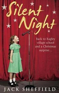 SHEFFIELD,JACK-SILENT NIGHT BOOK NEU