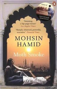 Moth Smoke BOOK NEU