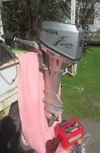NEW HONDA 8HP 4 STROKE OUTBOARD BOAT MOTOR Warranwood Maroondah Area Preview