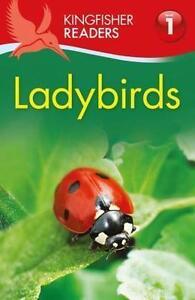 Feldman  Thea-Kingfisher Readers: Ladybirds (Level 1: Beginning To Read BOOK NEU