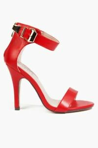 TOBI Phase Out - Red High Heels