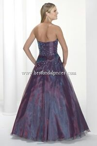 Blue Prom Gown Kingston Kingston Area image 3