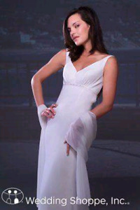 Brand new Venus wedding gown/dress