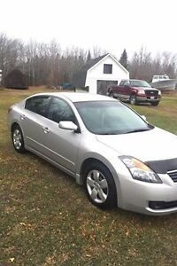 REDUCED 2007 Nissan Altima 2.5S 4cyl
