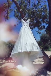 Handmade Jordanian Wedding Dress