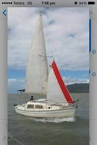 leisure 22 sailing yacht Cairns Cairns City Preview