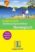 Langenscheidt Norwegisch