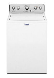 Laveuse haute efficacité Maytag/High-efficiency top-load washer