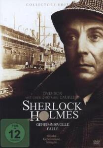 Sherlock Holmes-Geheimnisvolle Fälle,RC0,FSK12,NEU&OVP,,