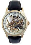 Mens Rotary Mechanical Watch