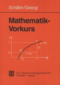 Mathematik-Vorkurs-von-Schaefer-Georgi