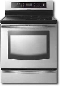Samsung convection range w/ induction oven 30''