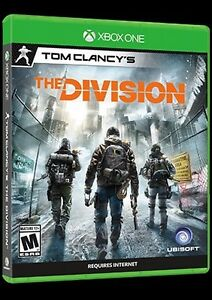 Xbox One games: The Division, NHL 16 and Assassin's Creed Unity