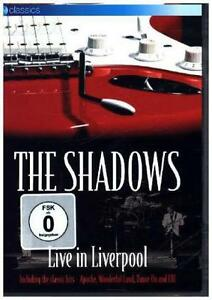 The Shadows - Live In Liverpool [DVD] [2015] [Region Free]