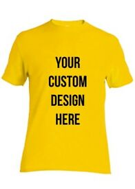 PERSONALIZE T-SHIRT PRINTING