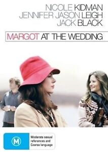 MARGOT AT THE WEDDING DVD=NICOLE KIDMAN=REGION 4 AUSTRALIAN=NEW & SEALED