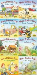 Pixi-Bundle 8er Serie 199. Meine Sticker-Pixis