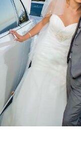 Casablanca Bridal - The Diamond Collection wedding dress Elermore Vale Newcastle Area Preview