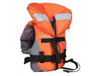 Gul Dartmouth 100N Childs Lifejacket, toddler (15-20kg), safety whistle - brand new with tags