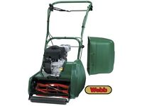 Brand new cylinder mower £650 RRP !!!