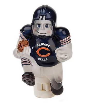 - NFL OFFICIALLY LICENSED CHICAGO BEARS FOOTBALL PLAYER NIGHT LIGHT nite cool G94