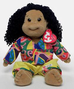 Calypso Ty Beanie Kid plush doll