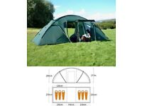 Vango Rio 600 6 man tent - good condition